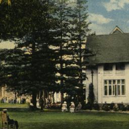 Wykagyl Country Club, New R...