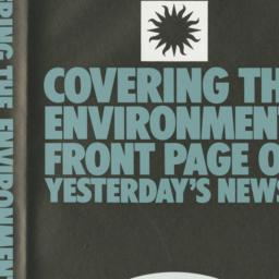 Covering the Environment: F...