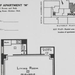 1 University Place, Plan Of...
