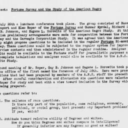 Memorandum from Eugene L. H...