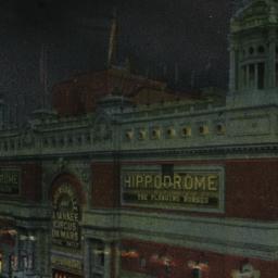 The     Hippodrome, New York.