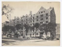 Union Theological Seminary C-7074. Dormitory