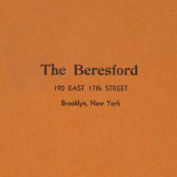 The     Beresford, 190 E. 1...