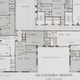 160 Columbia Heights, First...