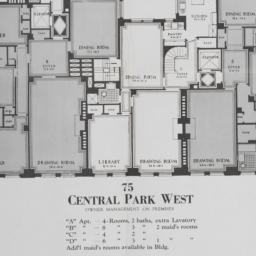 75 Central Park West