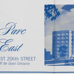 Parc East, 190 E. 206 Street