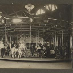 Carousel - with carving by ...