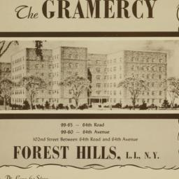 The     Gramercy, 99-65 64 ...