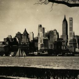 Manhattan Island View from ...