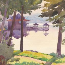 Cabin on the Lake, Knollwoo...