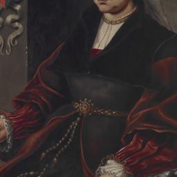 Portrait of Wilhelmina Palinc