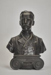 Portrait Bust of Henry Ogden Avery (1852-1890)