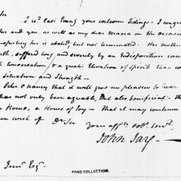 Document, 1804 October 06