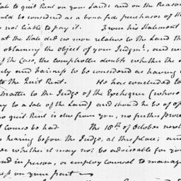 Document, 1799 September 11
