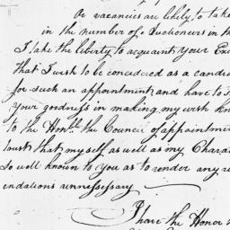 Document, 1801 March 25