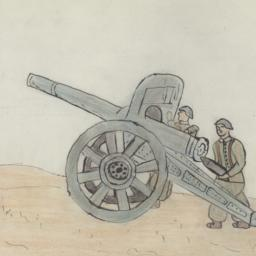 Three Men And A Cannon