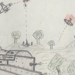 War Scene