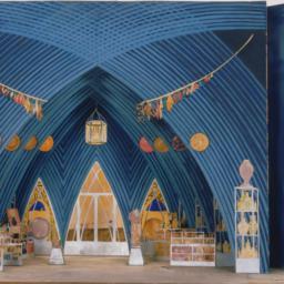Blue Nursery Scene, The Zie...