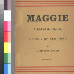 Maggie, a Girl of the Stree...