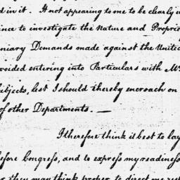 Document, 1785 February 15