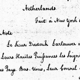 Document, 1785 August 10