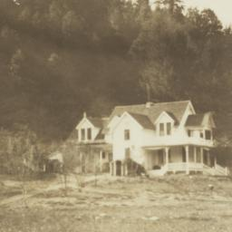 Superindent's  House, Hoopa...
