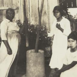 Three American Indian Women...
