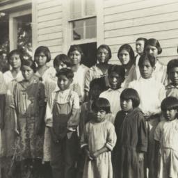 American Indian Boys and Gi...