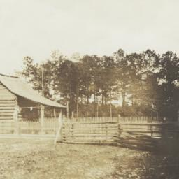 Choctaw Home, near Tucker, ...