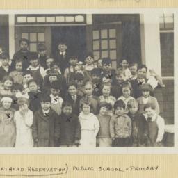 Children at the Pablo Publi...