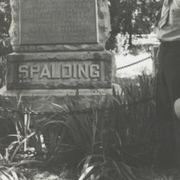 Gravestone of Reverend Henr...