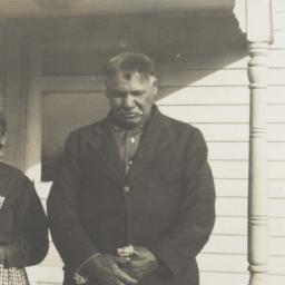 Elder American Indian Coupl...