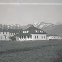 Carson Indian School, Domes...