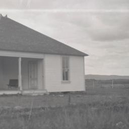 Council House, Owyhee, Nevada