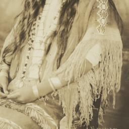 Apache Indian Girl