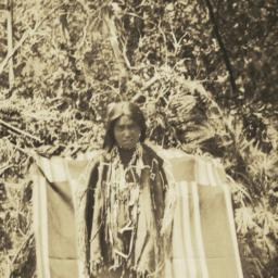 Apache Girl in Coming Out D...