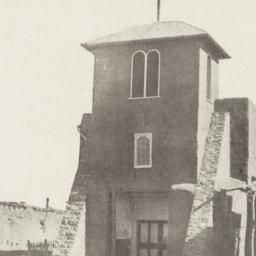 San Miguel Church in 1890, ...