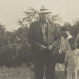 Native American Man, Woman ...