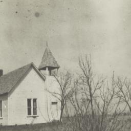 Baptist Comanche Church wit...