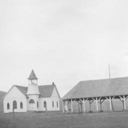 Chapel and Eating Pavilion,...