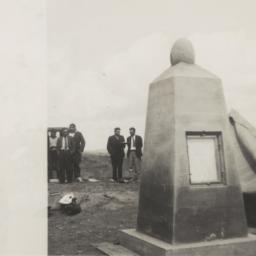 Unveiling of Memorial Stone...