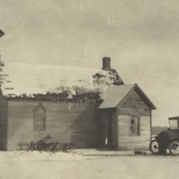 Ascension Chapel, Crow Cree...