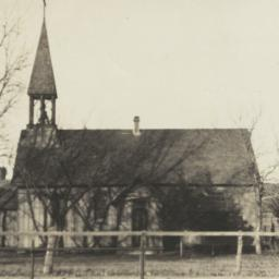 Christ Church, Crow Creek R...
