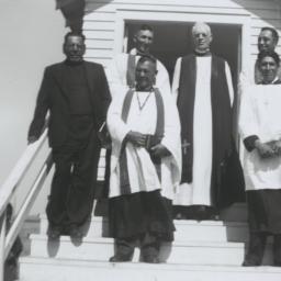 Episcopal Bishop Right Reve...