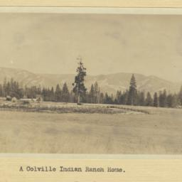 Colville Indian Ranch Home,...