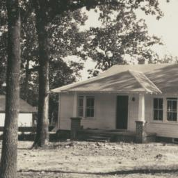 Employee Quarters, Choctaw-...