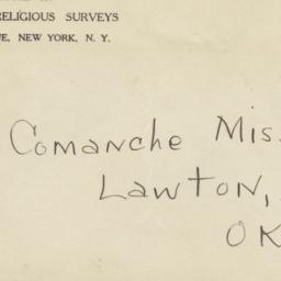 Envelope for Photos (1105 a...