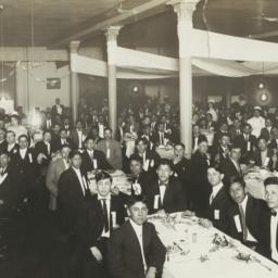 All-School Banquet, Lawrenc...