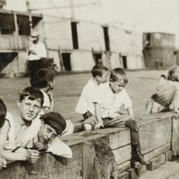 Boys on Wharf-2