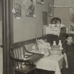 Four Children in a Tenement